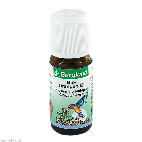 Orangen Öl Bio, 10 ML, Bergland-Pharma GmbH & Co. KG