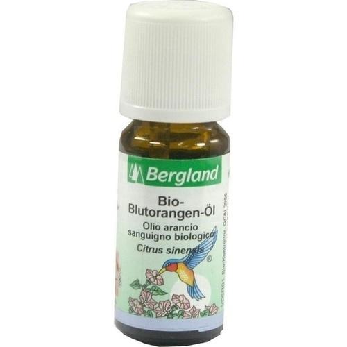 Blutorangen Öl Bio, 10 ML, Bergland-Pharma GmbH & Co. KG