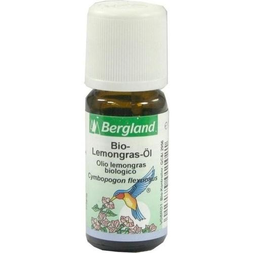 Lemongras Öl Bio, 10 ML, Bergland-Pharma GmbH & Co. KG
