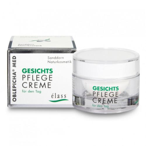 Oblepicha MED Sanddorn Gesichtspflege Creme Elass, 50 ML, elass Cosmetics GmbH