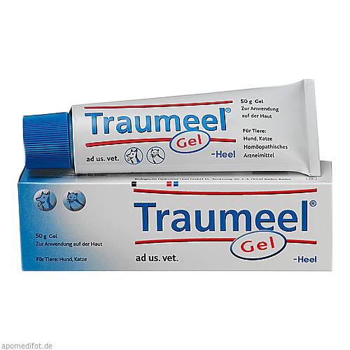 TRAUMEEL Gel ad us.vet., 50 G, Biologische Heilmittel Heel GmbH