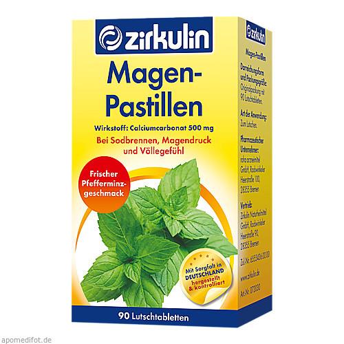 Zirkulin Magen-Pastillen, 90 ST, Roha Arzneimittel GmbH