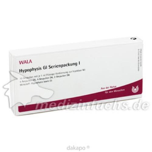 Hypophysis Gl Serienpackung I, 10X1 ML, Wala Heilmittel GmbH