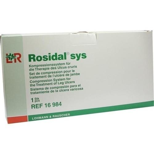 Rosidal sys, 1 ST, Lohmann & Rauscher GmbH & Co. KG