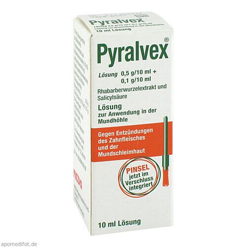 PYRALVEX, 10 ML, Meda Pharma GmbH & Co. KG