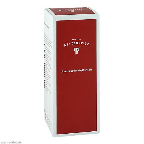 RETTERSPITZ AEUSSERLICH, 350 ML, Retterspitz GmbH
