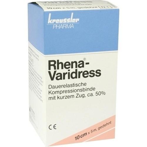 RHENA VARIDRESS Binden hautf. 5mx10cm, 1 ST, Chem. Fabrik Kreussler & Co. GmbH