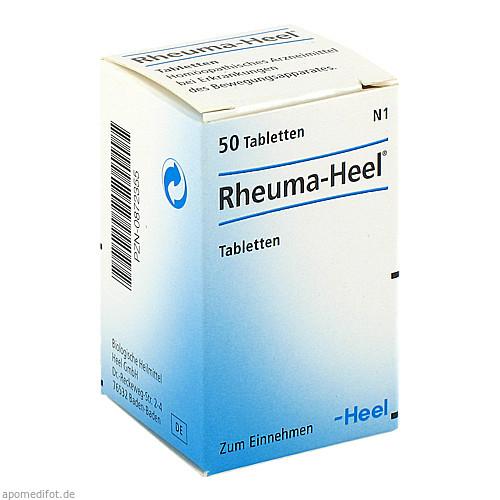 RHEUMA HEEL, 50 ST, Biologische Heilmittel Heel GmbH