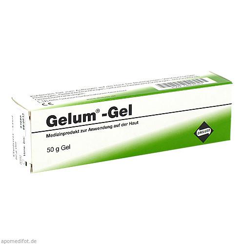 Gelum-Gel, 50 G, Dreluso-Pharmazeutika Dr.Elten & Sohn GmbH