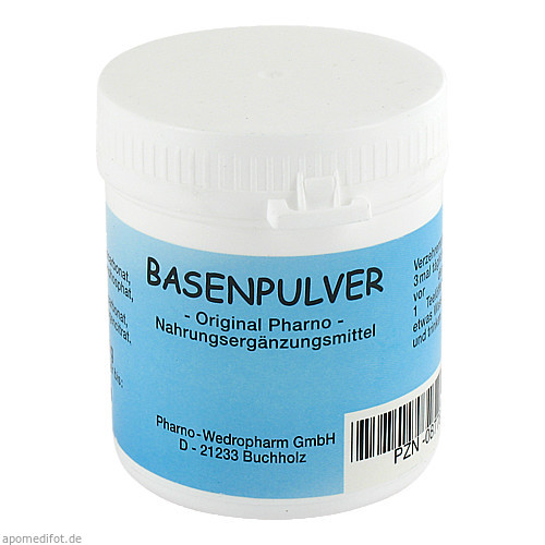 Basenpulver, 200 G, Pharno-Wedropharm GmbH
