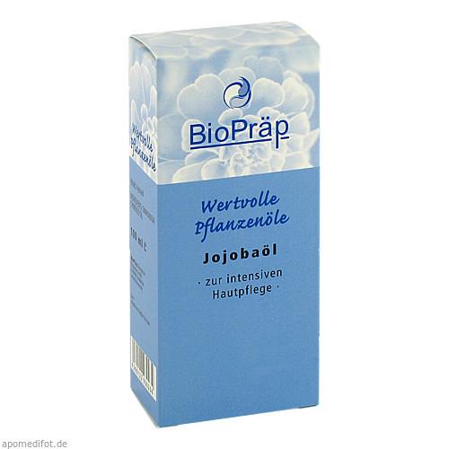 Jojobaöl kalt gepreßt Buxus chinensis, 100 ML, BioPräp Biolog.Präp.Handelsges.mbH