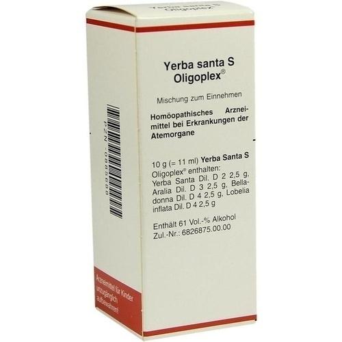 Yerba santa S Oligoplex, 50 ML, MEDA Pharma GmbH & Co.KG