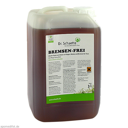 Bremsen-Frei vet., 3 L, Saluvet GmbH