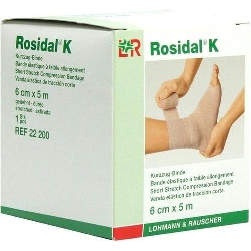 ROSIDAL BIN KRAEFT 6cmX5M, 1 ST, Lohmann & Rauscher GmbH & Co. KG