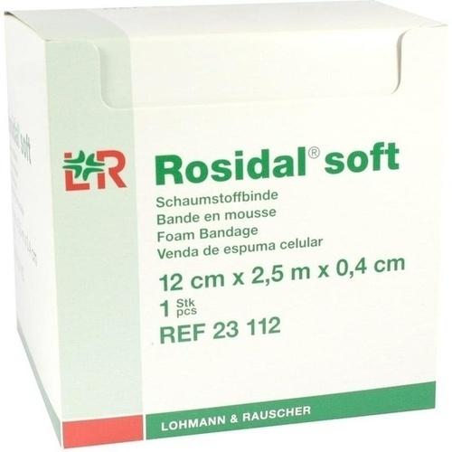 Rosidal Soft 12x0.4cmx2.5m, 1 ST, Lohmann & Rauscher GmbH & Co. KG