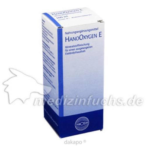 Hanooxygen E, 100 ML, Hanosan GmbH