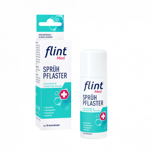 flint Sprühpflaster, 50 ML, Kyberg experts GmbH