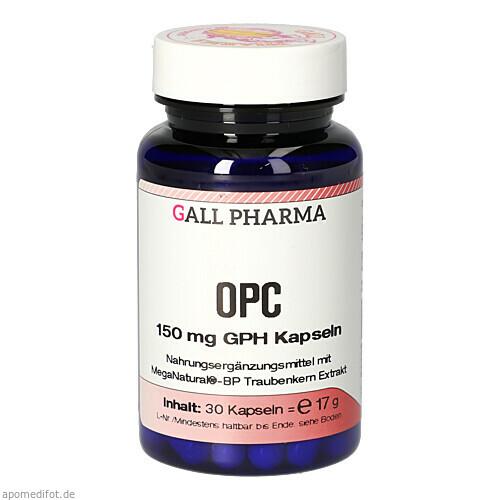 OPC 150mg GPH Kapseln, 30 ST, Hecht-Pharma GmbH
