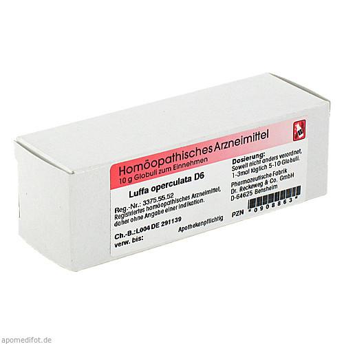Luffa operculata D6, 10 G, Dr.Reckeweg & Co. GmbH
