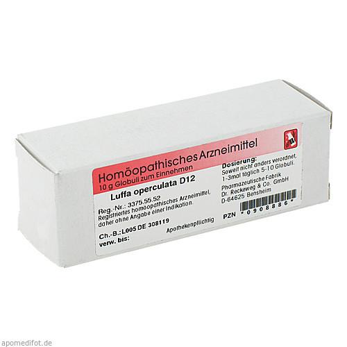 Luffa operculata D12, 10 G, Dr.Reckeweg & Co. GmbH