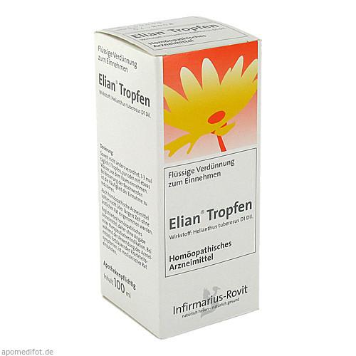Elian Tropfen, 100 ML, Infirmarius GmbH