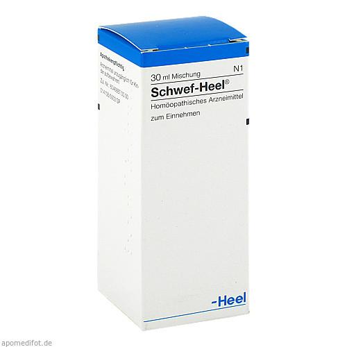 SCHWEF HEEL, 30 ML, Biologische Heilmittel Heel GmbH
