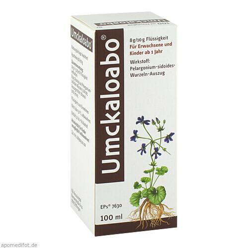 Umckaloabo, 100 ML, Dr.Willmar Schwabe GmbH & Co. KG