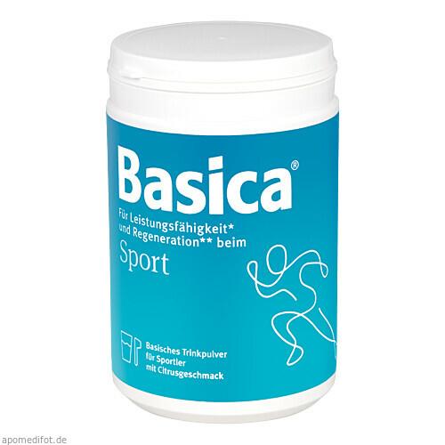 Basica SPORT MINERALGETRAENK, 660 G, Protina Pharmazeutische GmbH