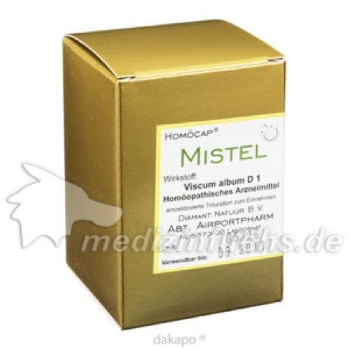 MISTEL KAPSELN, 60 ST, Airportpharm GmbH