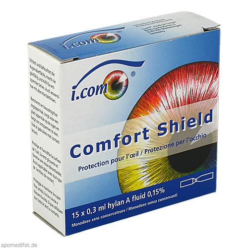 Comfort Shield, 15X0.3 ML, I.Com Medical GmbH
