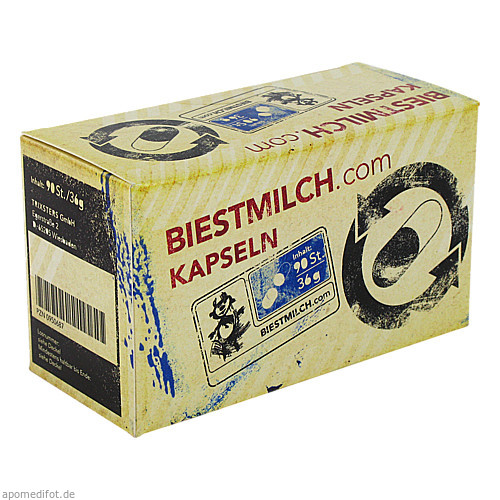 BIESTMILCH.com Kapseln, 90 ST, Trixsters GmbH