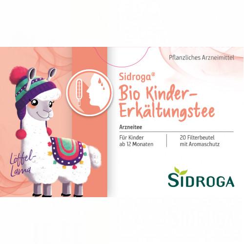 Sidroga Bio Kinder-Erkältungstee, 20 ST, Sidroga Gesellschaft Für Gesundheitsprodukte mbH