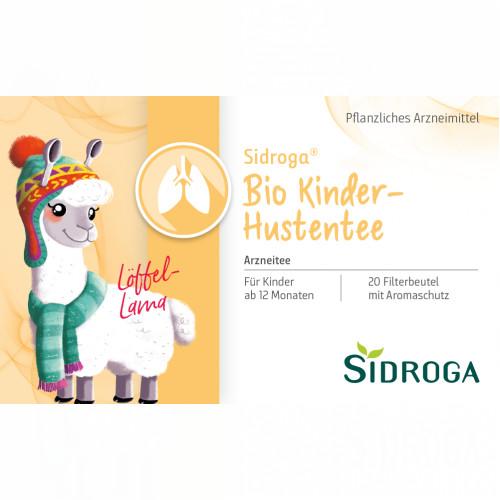 Sidroga Bio Kinder-Hustentee, 20 ST, Sidroga Gesellschaft Für Gesundheitsprodukte mbH