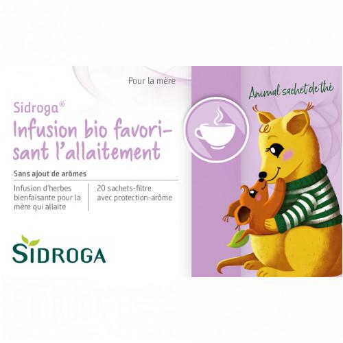 Sidroga Bio Stilltee, 20X1.5 G, Sidroga Gesellschaft Für Gesundheitsprodukte mbH