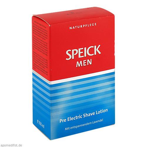 SPEICK RASIERM PRE SHAVE, 100 ML, Walter Rau GmbH & Co. KG Speickwerk