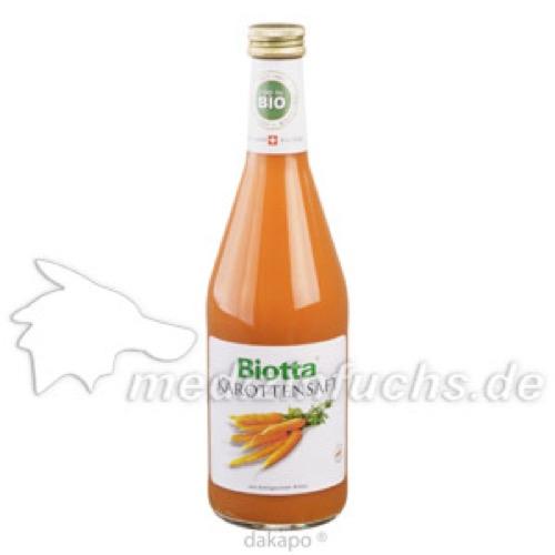 Biotta KAROTTENSAFT, 500 ML, Biotta AG