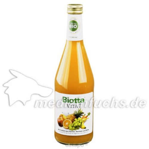 Biotta vita 7 Cocktail, 500 ML, Biotta AG