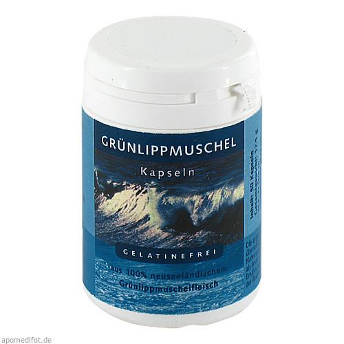 Grünlippmuschel-Kapseln, 50 ST, Alexander Weltecke GmbH & Co. KG