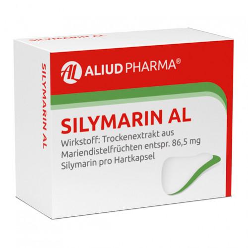 Silymarin AL, 30 ST, Aliud Pharma GmbH