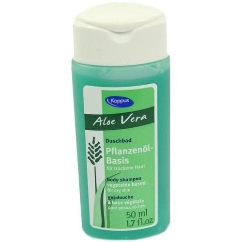 Aloe Vera Duschbad 3-0601, 50 ML, M. Kappus GmbH & Co. KG