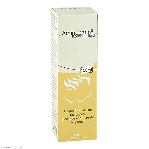 Aminocarin Fluid, 150 ML, Fontapharm AG