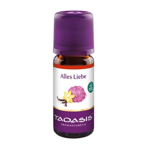 Alles Liebe ätherisches Öl, 10 ML, Taoasis GmbH Natur Duft Manufaktur