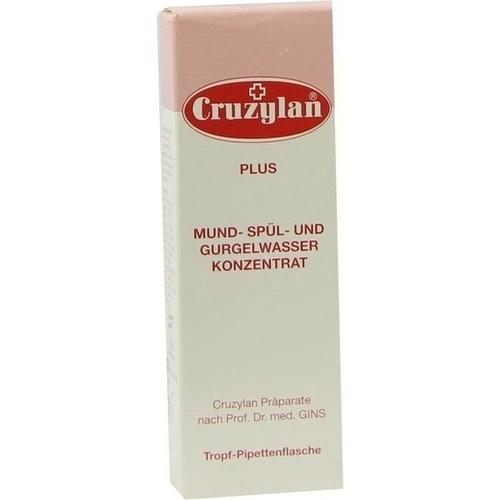 Cruzylan Plus Mund- Spül u.Gurgelwasserkonz.Pip Fl, 50 ML, Primus Beier & Co. GmbH &Co. KG