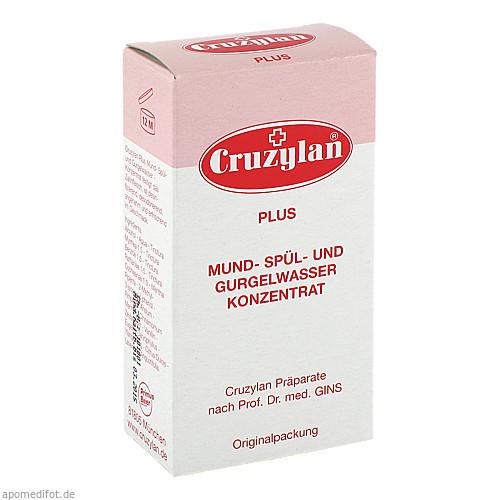 Cruzylan Plus Mund- Spül u. Grugelwasserkonzentrat, 50 ML, Primus Beier & Co. GmbH &Co. KG