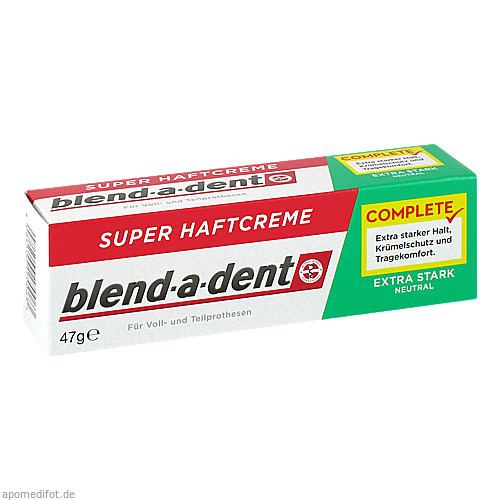 blend-a-dent Super-Haftcreme NEUTRAL, 40 ML, Wick Pharma / Procter & Gamble GmbH