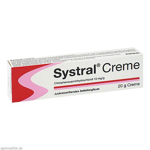 SYSTRAL Creme, 20 G, MEDA Pharma GmbH & Co.KG