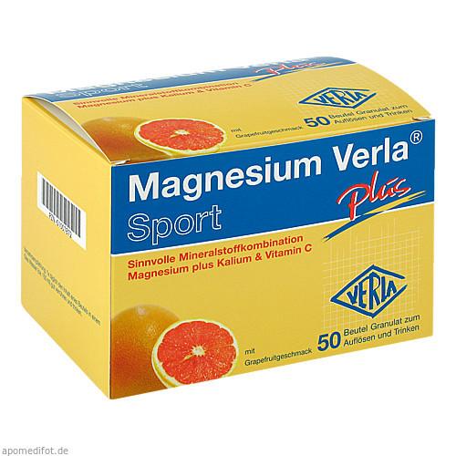 Magnesium Verla plus, 50 ST, Verla-Pharm Arzneimittel GmbH & Co. KG
