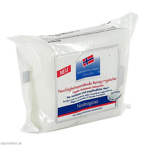 Neutrogena Norweg. Formel Reinigungstücher, 25 ST, Johnson&Johnson Gmbh-Chc