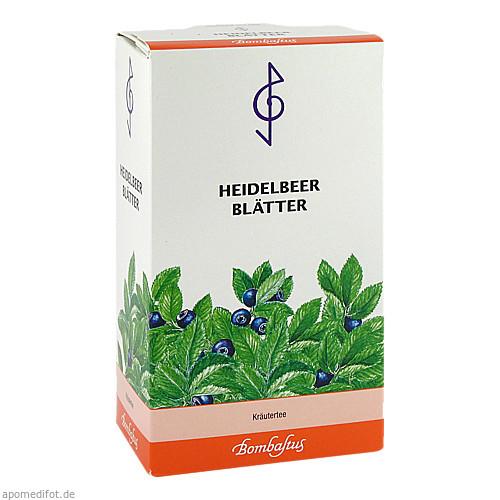 Heidelbeerblätter, 60 G, Bombastus-Werke AG