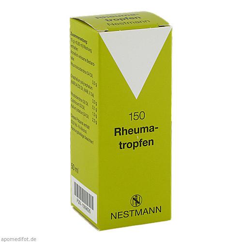 Rheumatropfen Nestmann 150, 50 ML, Nestmann Pharma GmbH